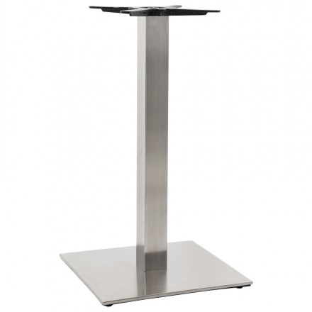 Square metal table leg PARY (50cmX50cmX90cm) (steel)