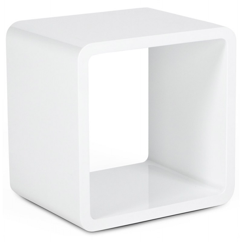 Cube to use VERSO wooden (MDF) lacquer (white) - image 17933