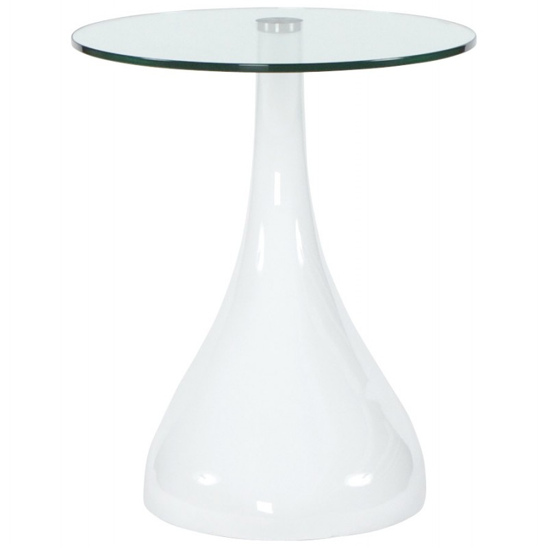 Console or table TARN tempered fiberglass (white) - image 17953