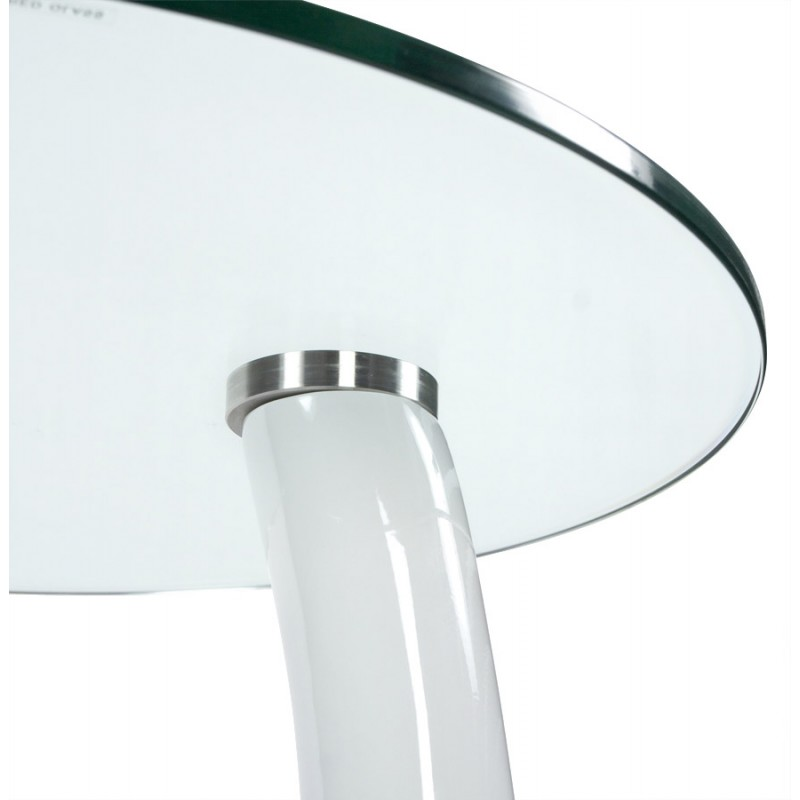 Console or table TARN tempered fiberglass (white) - image 17957