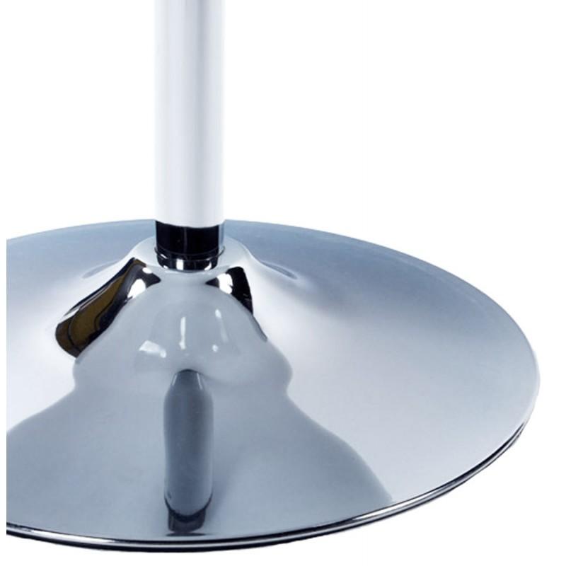 Fauteuil design TARN rotatif (noir et blanc) - image 18261