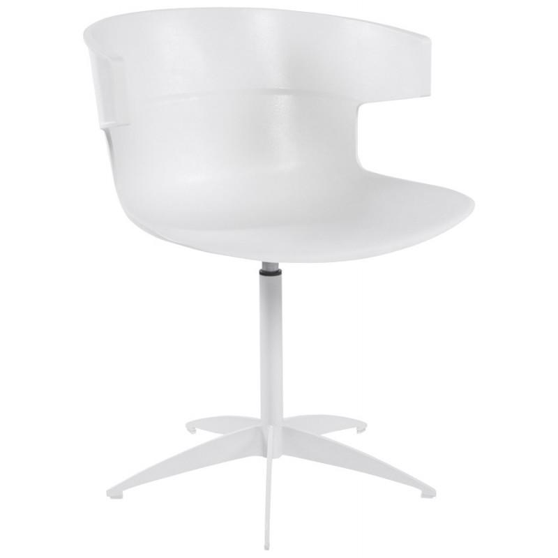 Fauteuil design LOT en ABS (polymère à haute résistance) (blanc) - image 18382