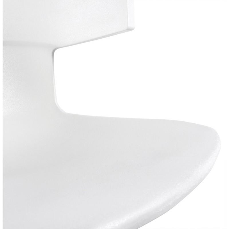 Fauteuil design LOT en ABS (polymère à haute résistance) (blanc) - image 18387
