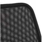 Office Chair CORDON (adjustable) textile (black)