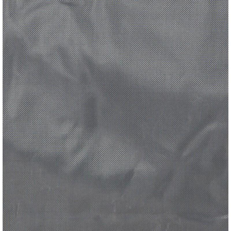 Pouf rectangulaire CAMA en textile (gris) - image 18726