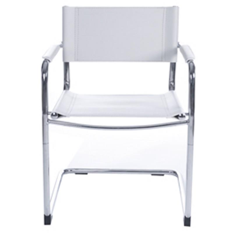 Chaise de bureau design TAHITI (blanc) - image 19864