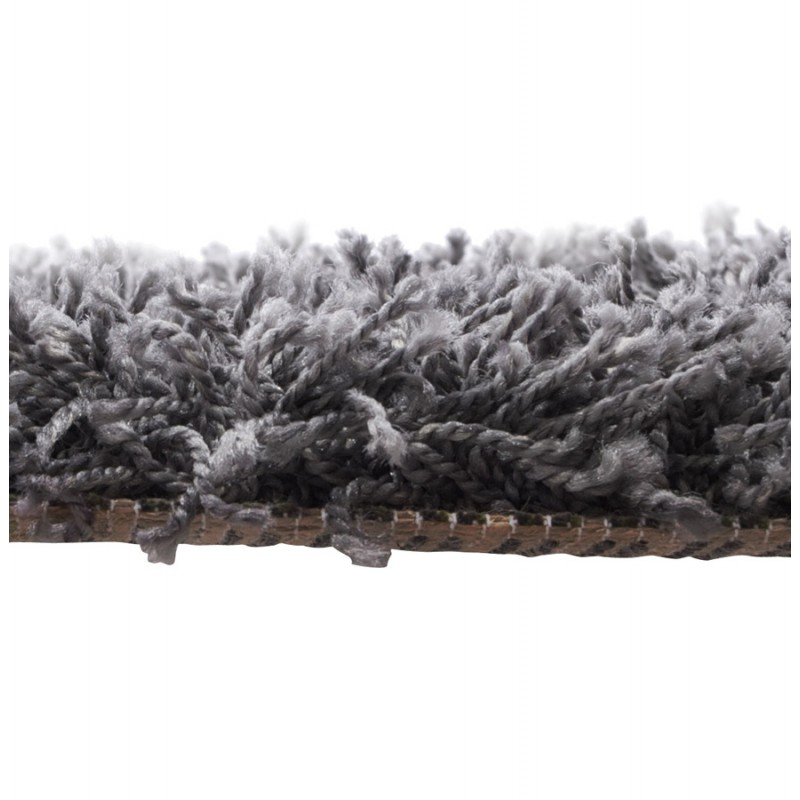 Tapis contemporain MADAGASCAR rectangulaire grand modèle (160 X 230) (gris) - image 19886