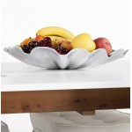 Fruit PRINCESSE aluminium basket (aluminium)