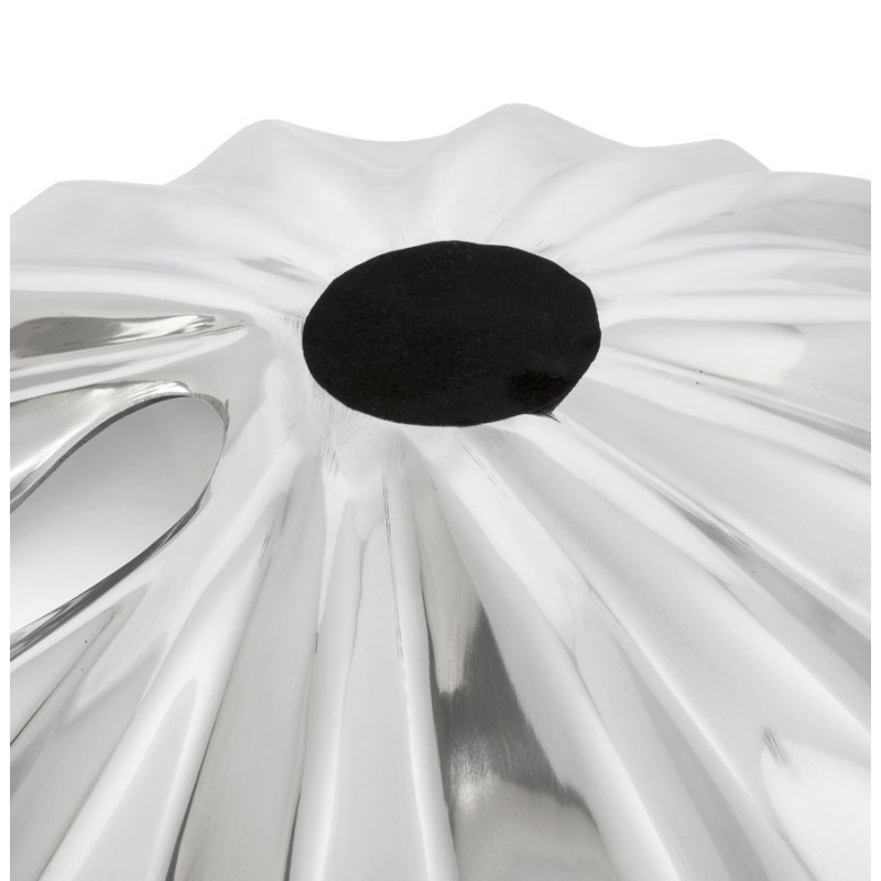 Mitte der Tabelle PETALE in Aluminium (Aluminium) - image 19965