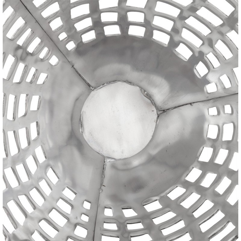 Corbeille multifonctions OVALO en aluminium (aluminium) - image 19992