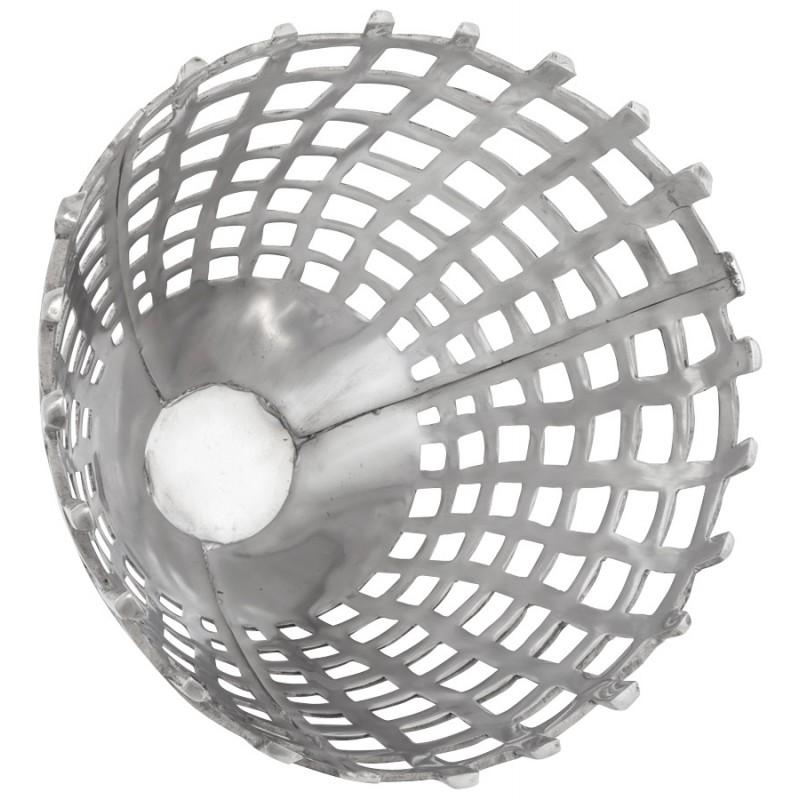 Corbeille multifonctions OVALO en aluminium (aluminium) - image 19993