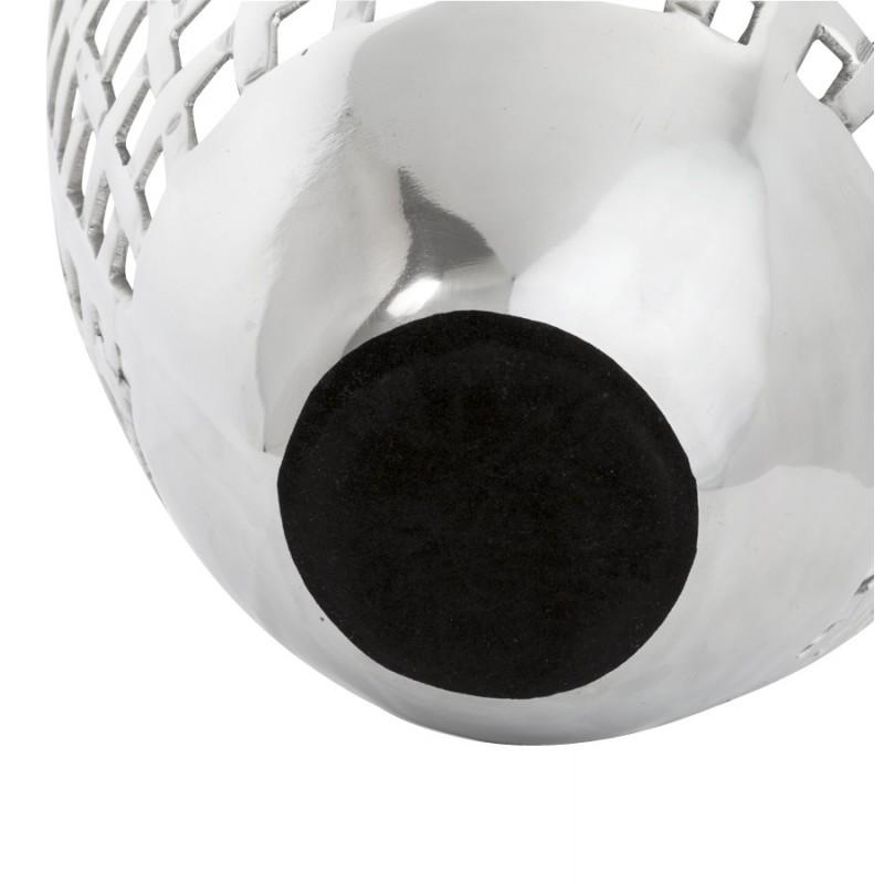 Corbeille multifonctions OVALO en aluminium (aluminium) - image 19995
