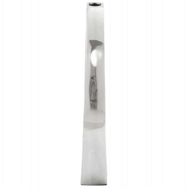 Moderne Vase ŒUF Alu (Aluminium) - image 20013