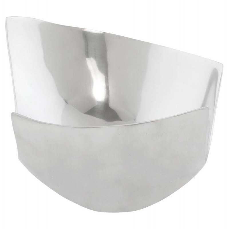 Papierkorb-Multifunktions-BOL aus Aluminium (Aluminium) - image 20035