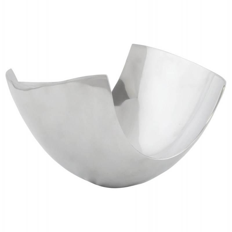 Papierkorb-Multifunktions-BOL aus Aluminium (Aluminium) - image 20036