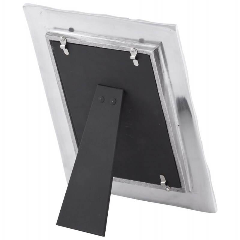 Photo frame small-format sheet aluminium (aluminum) - image 20043