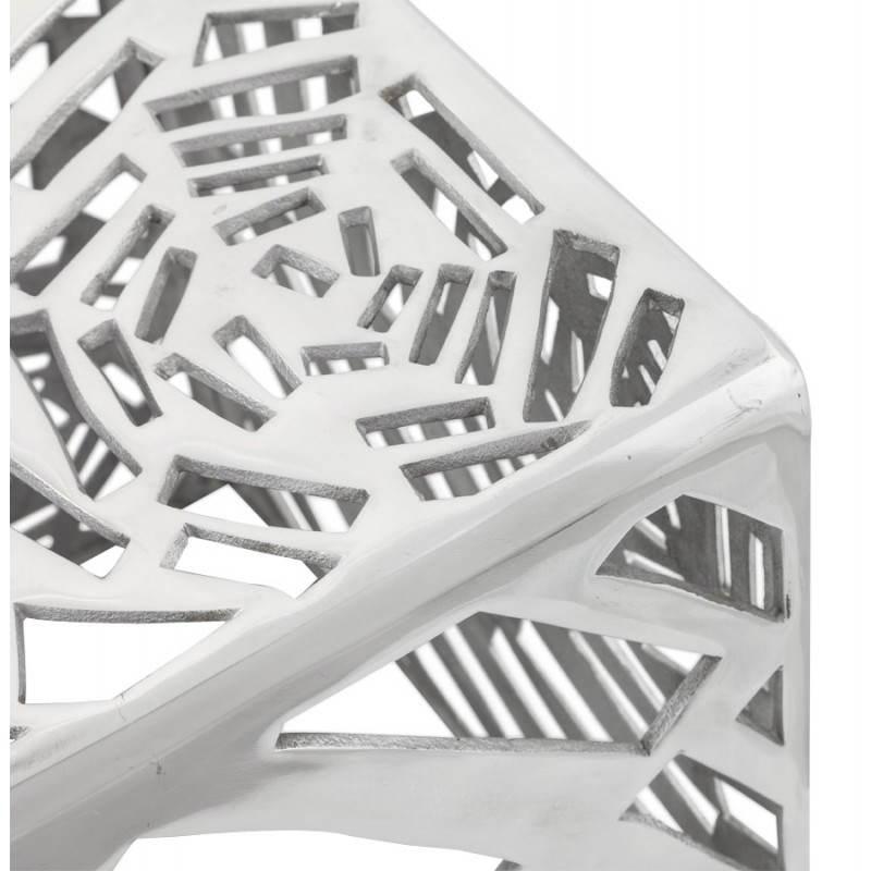 Table basse ROUFE en aluminium - image 20089