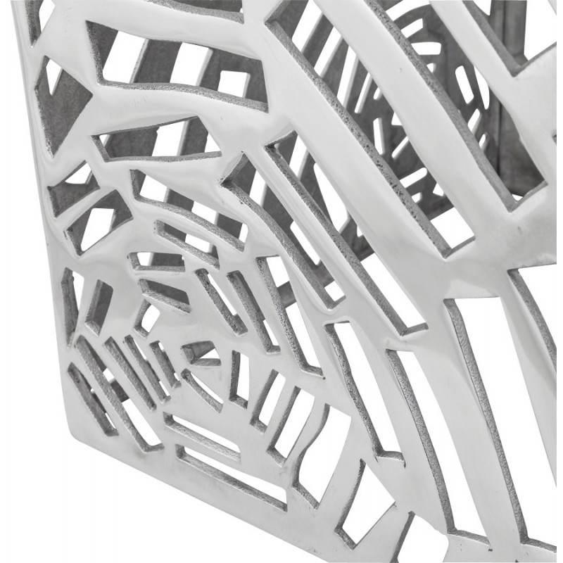 Table basse ROUFE en aluminium - image 20091