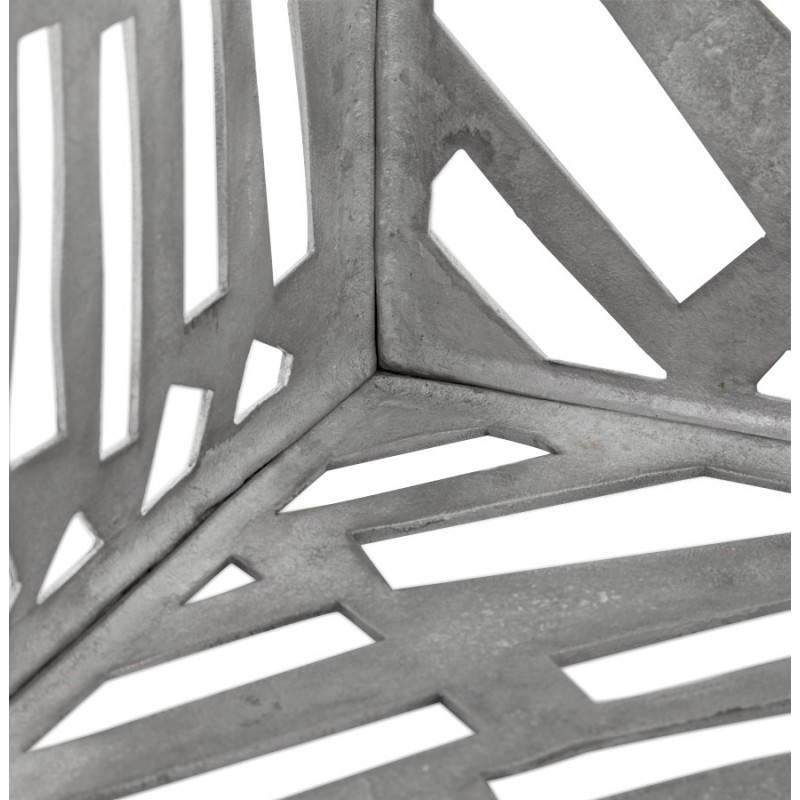 Table basse ROUFE en aluminium - image 20093