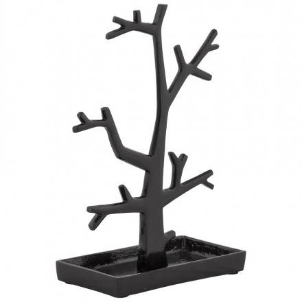 Jewellery tree FOULY metal (black)