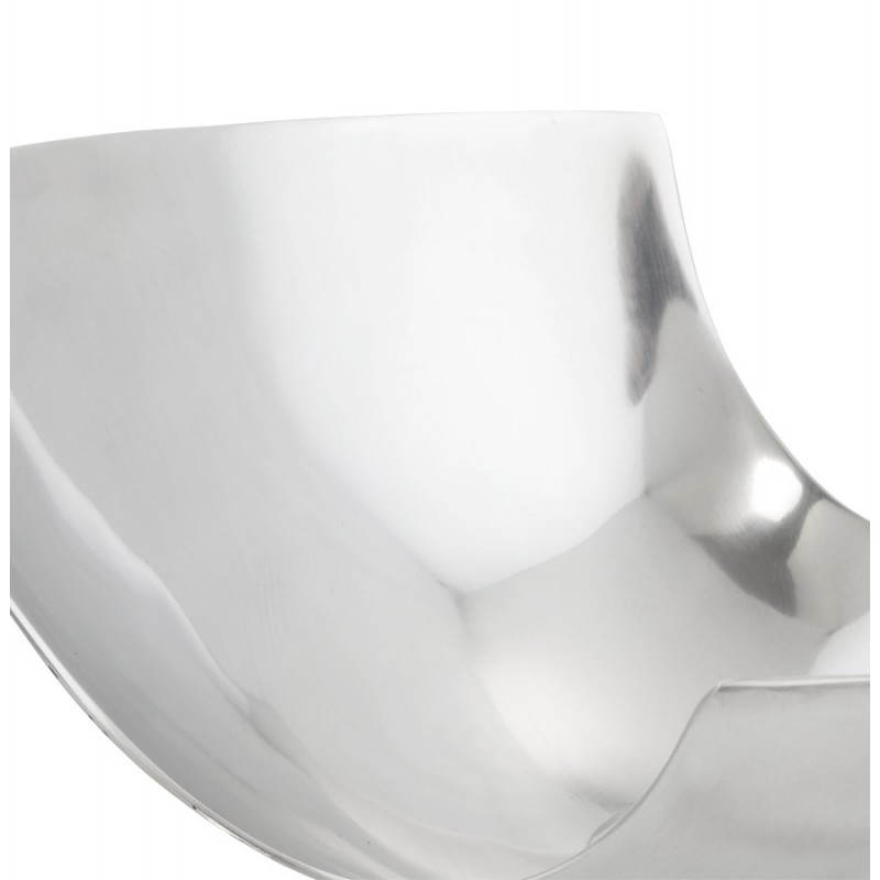Corbeille multifonctions BOUEE en aluminium poli (aluminium) - image 20281