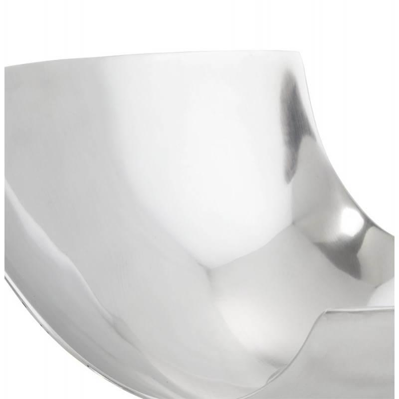 Papierkorb-Multifunktions-BOUEE aus poliertem Aluminium (Aluminium) - image 20281