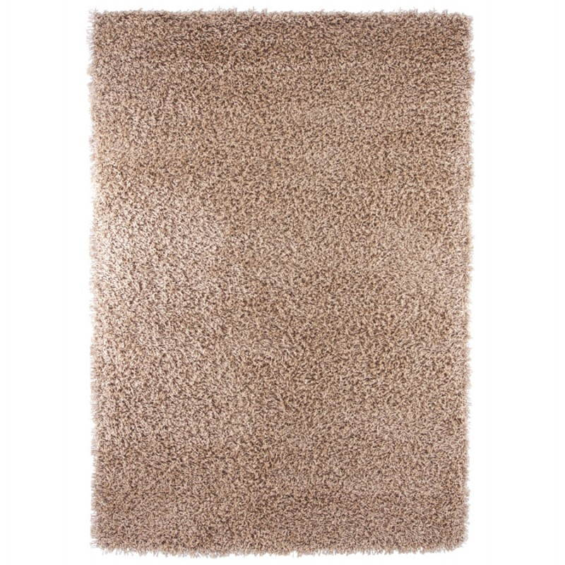 Tapis contemporain et design MIKE rectangulaire (290 X 200) (marron) - image 20354