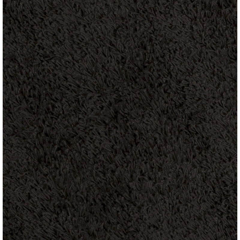 Contemporary rugs and design large round MIKE model (Ø 200 cm) (black) - image 20416