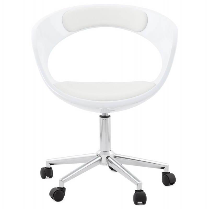 Rotazione sfera Sedia da ufficio RAMOS (bianco) - image 20573