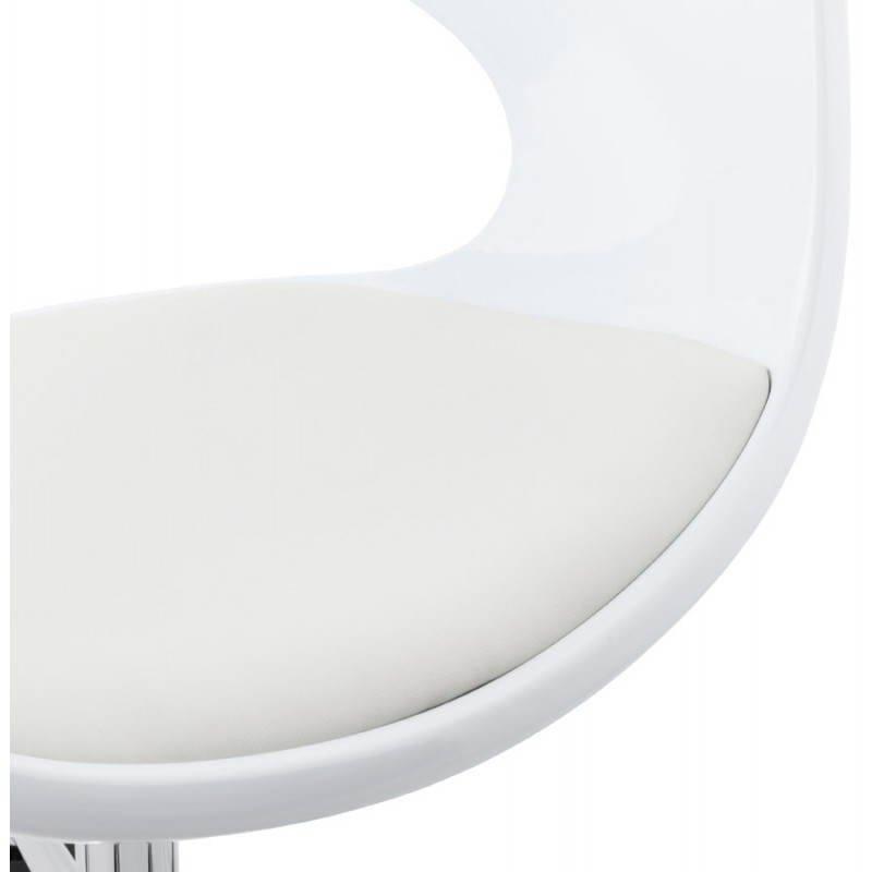 RAMOS rotating sphere office chair (white) - image 20578