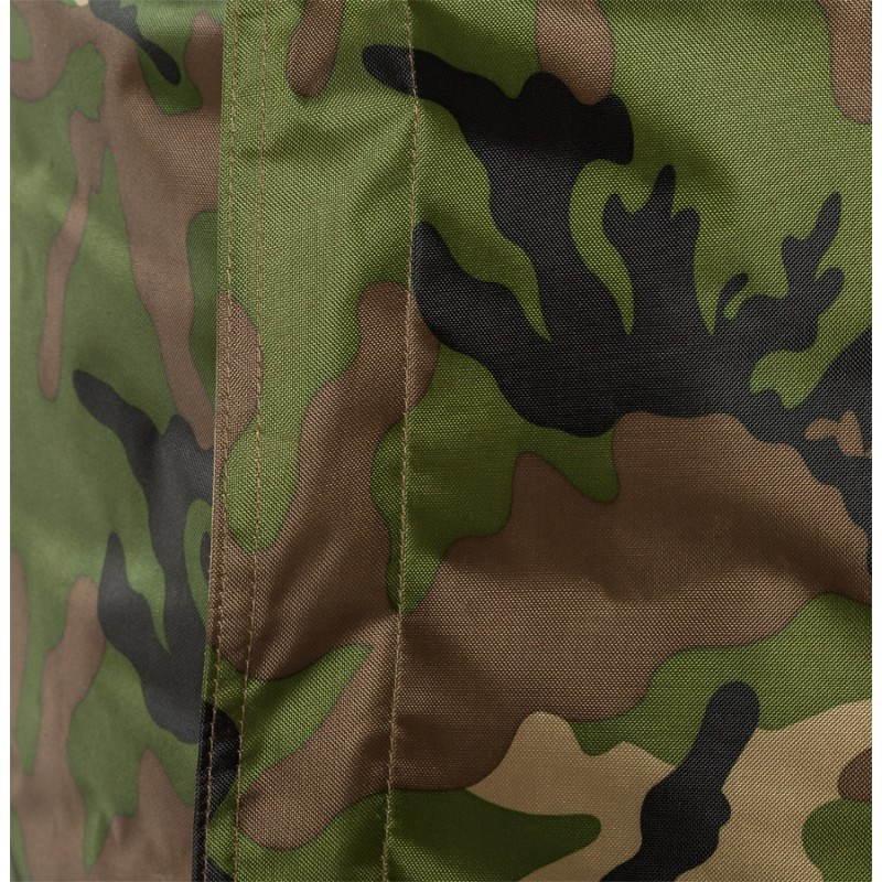 Pouf rectangulaire JANOT en textile (camouflé) - image 21230