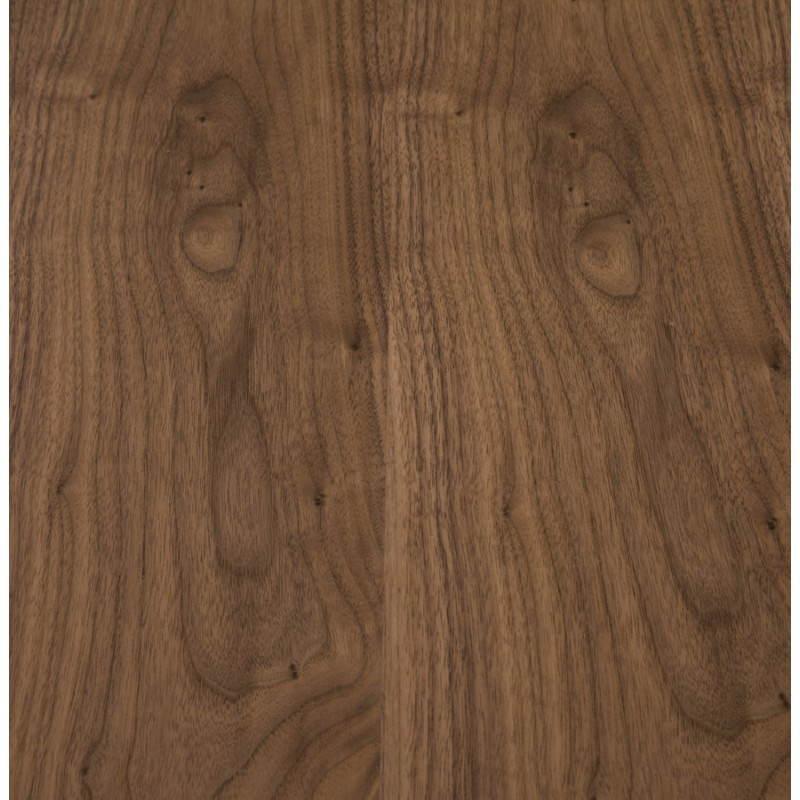 holz nussbaum rechteckige tabelle sophie. Black Bedroom Furniture Sets. Home Design Ideas