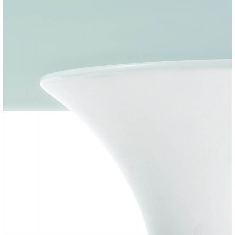Design-Roundtable Suma in gehärtetem Glas und Glasfaser (Ø 140 cm) (Sand) - image 21545