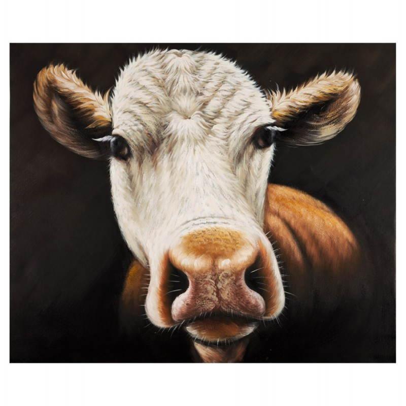 Lona decorativa vaca  - image 21636