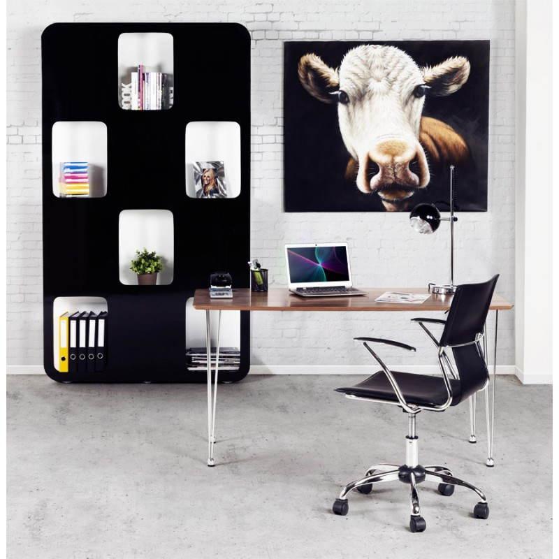 Decorative canvas cow  - image 21644