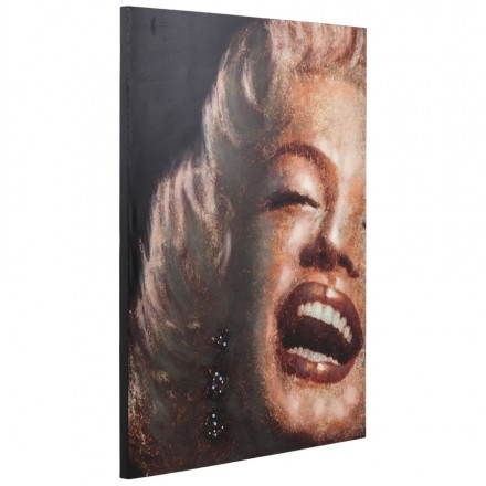 Decorative canvas MONROE