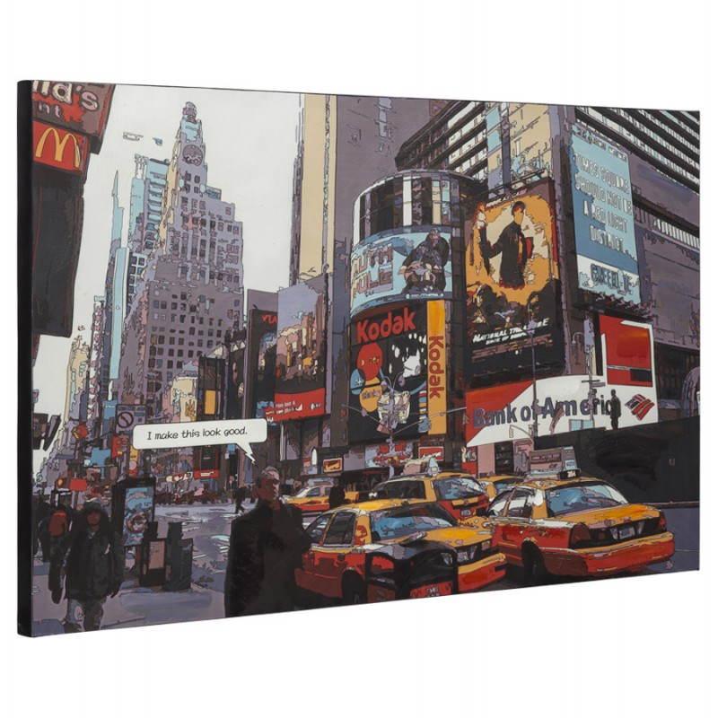 Decorative canvas TIMES SQUARE  - image 21688