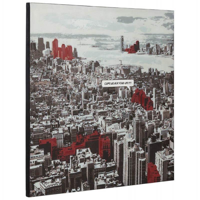 Decorative canvas CITADINE  - image 21698