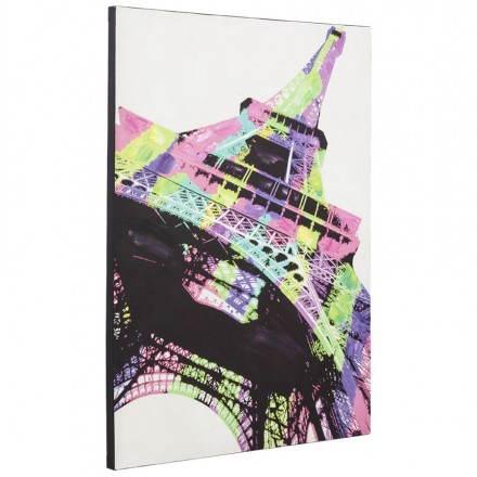 Dekorative Leinwand Eiffelturm