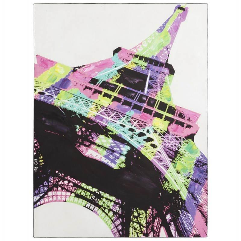 Dekorative Leinwand Eiffelturm  - image 21711