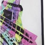 Lona decorativa Torre EIFFEL