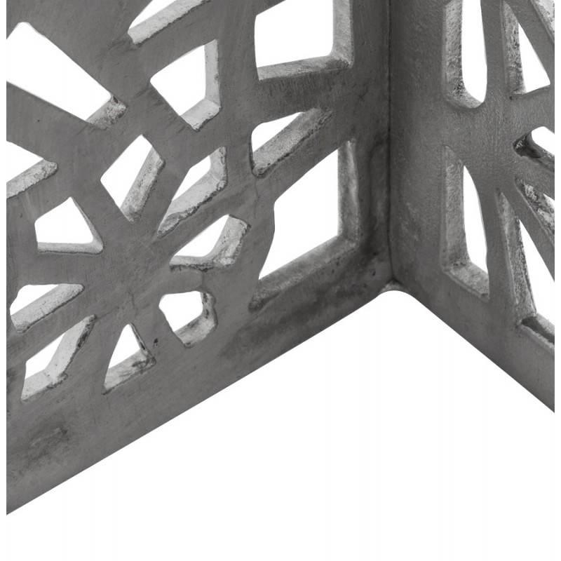 Mesa de centro cuadrada dama en aluminio  - image 21787