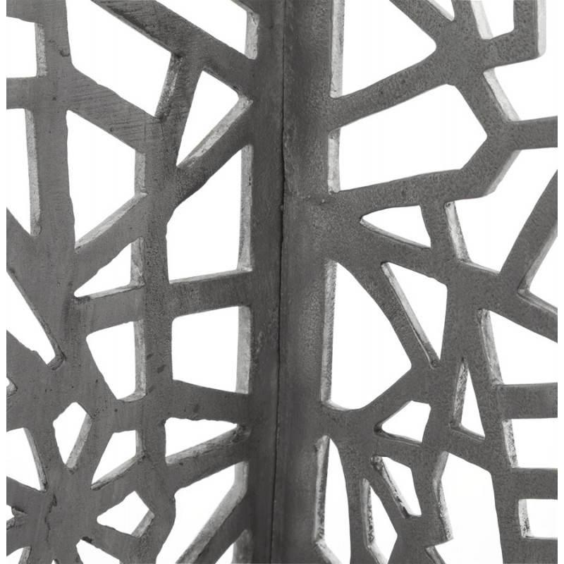 Mesa de centro cuadrada dama en aluminio  - image 21788