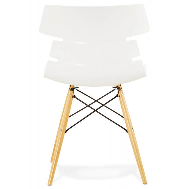 Original Chair style Scandinavian CONY (white) - image 22767