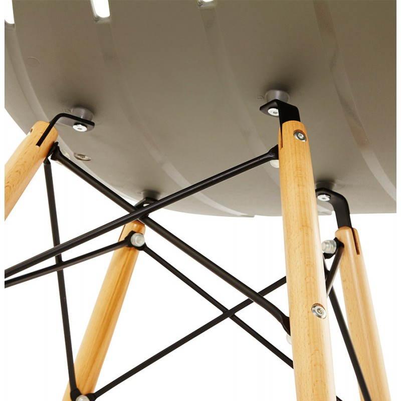 Original Stuhl Stil skandinavischen CONY (grau) - image 22789