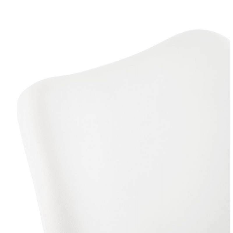 Moderner Stuhl Stil skandinavischen NORDICA (weiß) - image 22800