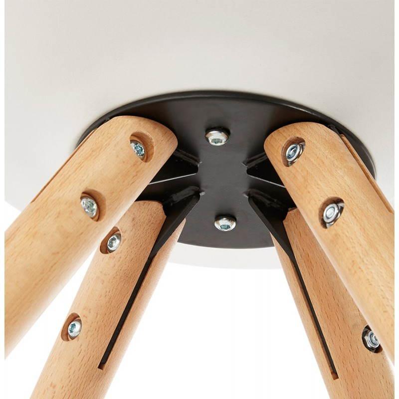 Moderner Stuhl Stil skandinavischen NORDICA (weiß) - image 22802