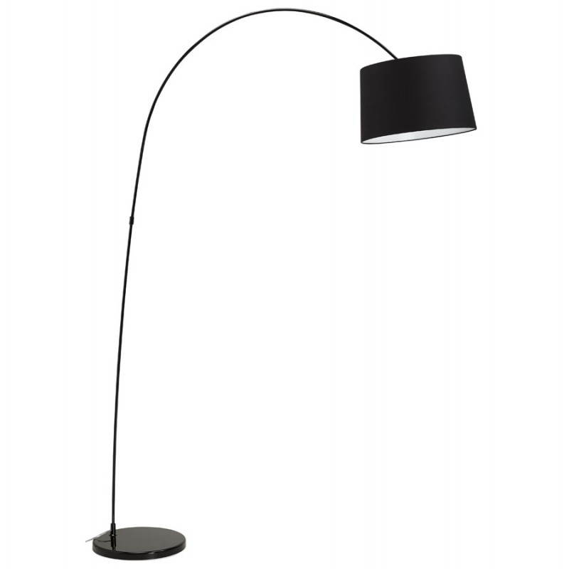 Lamp foot design fabric AVERSA (black) - image 23013