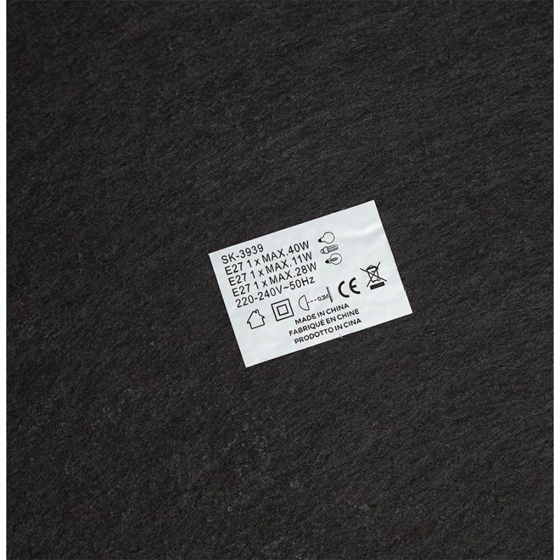 Lampe sur pied de style industriel TURIN (cuivre) - image 23054