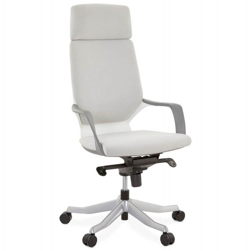 Ergonomic desk RAMY (grey) fabric Chair - image 23548